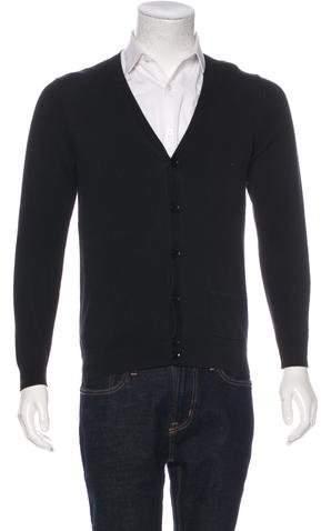 Louis Vuitton Silk-Blend Cardigan