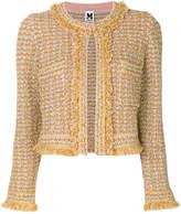 Missoni sparkly tweed cardigan