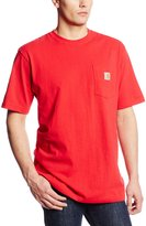 Carhartt Men's Big & Tall Workwear Pocket Short Sleeve T-Shirt Original Fit K87