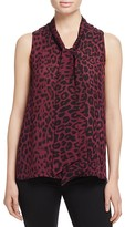 Parker Mia Printed Silk Top - 100% Bloomingdale's Exclusive