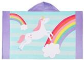 Pottery Barn Kids Classic Unicorn Beach Wrap