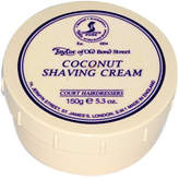 Taylor of Old Bond Street Coconut Shaving Cream in Bowl by 150g Shave Bowl)