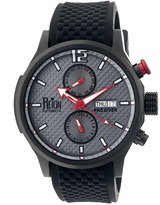 Reign Capetain Collection Men's Automatic Silicone and Stainless Steel Watch