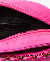 Forever 21 Quilted Neon Camera Bag
