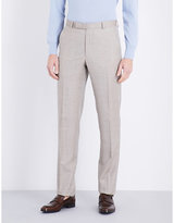 Richard James Hopsack Wool Trousers