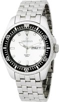 Sartego Men's SPQ65 Ocean Master Japanese Quartz Movement Watch
