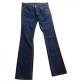 Prada Blue Denim - Jeans Trousers