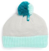 The North Face Knit Pom Beanie (Big Girls)