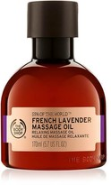 The Body Shop Spa of the WorldTM French Lavender Massage Oil