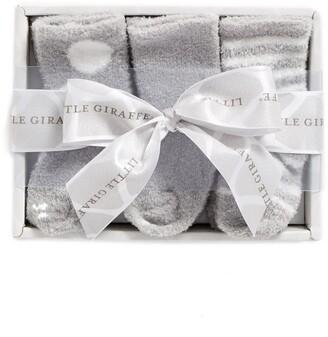 Little Giraffe Box of Socks(TM) 6-Pack Set