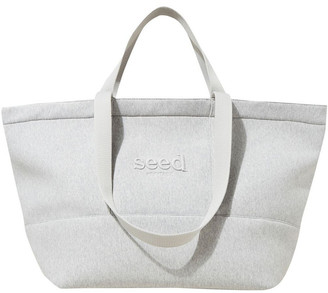 Seed Heritage Jersey Overnight Bag