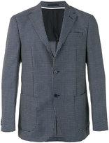 Z Zegna two-button spot jacket