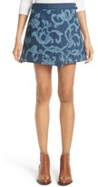 Rag & Bone Women's Marina Denim Skirt