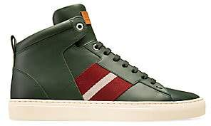 Bally Men's Heimberg Hedern High-Top Leather Sneakers