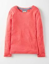 Boden Super Soft Pointelle T-shirt