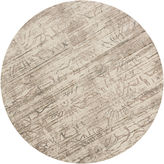 Loloi Kingston Floral Round Rug