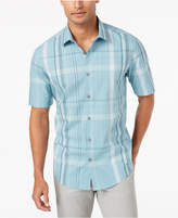 Alfani Men's Kirk Multi-Plaid Shirt, Created for Macy's