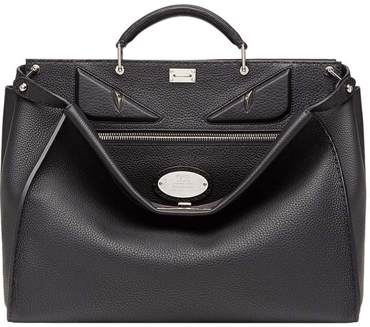 Fendi regular Peekaboo tote bag