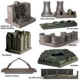 Buildings Of Disaster By Boym Studio