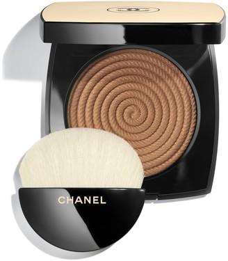 Chanel Les Beiges Healthy Glow Illuminating Powder 11G Sunset Intense Shade