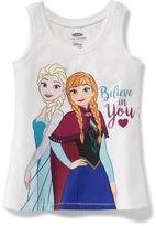 "Old Navy Disney© Frozen ""Believe In You"" Tee for Toddler Girls"