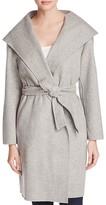 Max Mara Harlem Short Wrap Coat