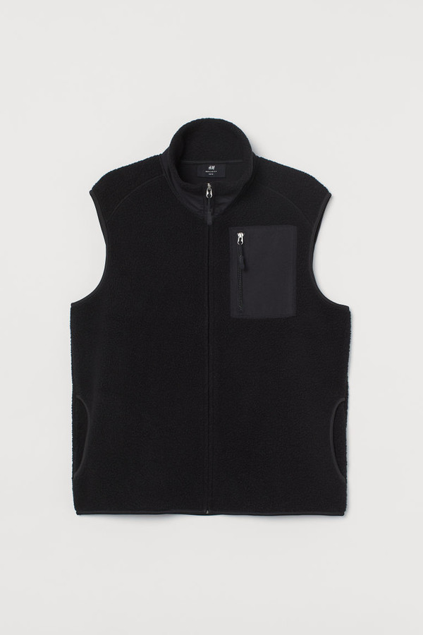 H&M THERMOLITE Vest - Black