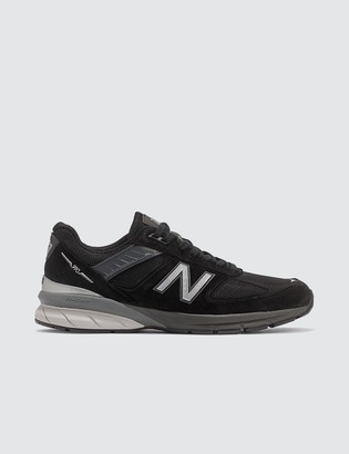New Balance M990v5 Black - Made In The USA