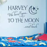 Making Statements Personalised Childrens Wall Sticker