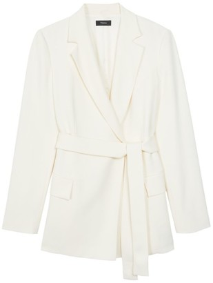 Theory Belted Blazer