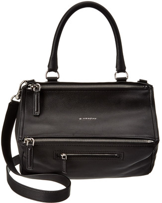 Givenchy Pandora Medium Leather Shoulder Bag