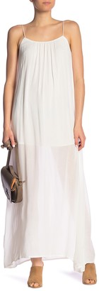 BOHO ME Sleeveless Scoop Back Cover-Up Maxi Dress