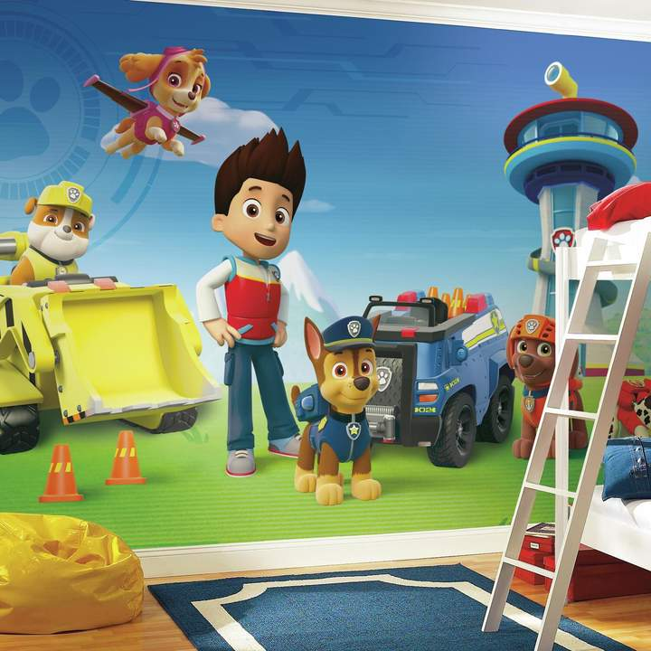 Mural Roommates Paw Patrol XL Wall Decal