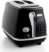 De'Longhi 2 Slice Icona Toaster