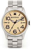 Speidel Pilot Watch, Yellow Face - Stainless Steel