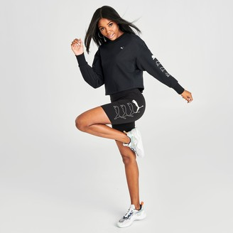 "Puma Women's Rebel 7"" Bike Shorts"