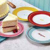 Cake BossTM Serveware 4-pc. Quotes Dessert Plate Set
