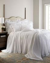 Pine Cone Hill Cecily Queen Skirted Bedspread