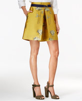Rachel Roy Pleated A-Line Skirt, Only at Macy's