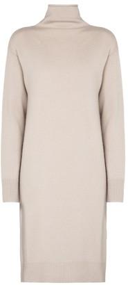 S Max Mara Adelfi wool and cashmere midi dress