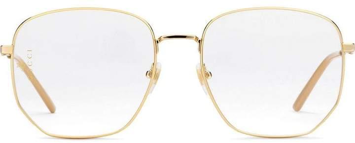96a86c0e4a3 Gucci Sunglasses Metal Frames - ShopStyle