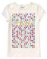 Crazy 8 Sparkle Amazing Tee