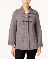 JM Collection Petite Toggle-Front Cardigan, Created for Macy's
