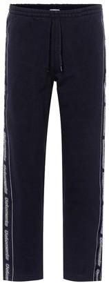 Vetements Cotton-blend trackpants