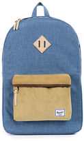 Herschel Heritage Leather Trim Backpack