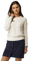 Tommy Hilfiger Final Sale-Textured Cable Sweater