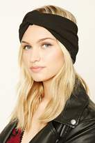 Forever 21 FOREVER 21+ Tie-Front Headwrap