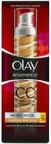 Olay Regenerist Moisturiser CC Cream SPF15 - Medium (50ml)
