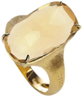 Marco Bicego Murano 18K Citrine Cocktail Ring