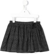 Maan - star print skirt - kids - Cotton - 8 yrs